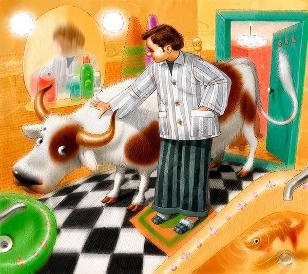 Mignonnes illustrations serie K  (2)