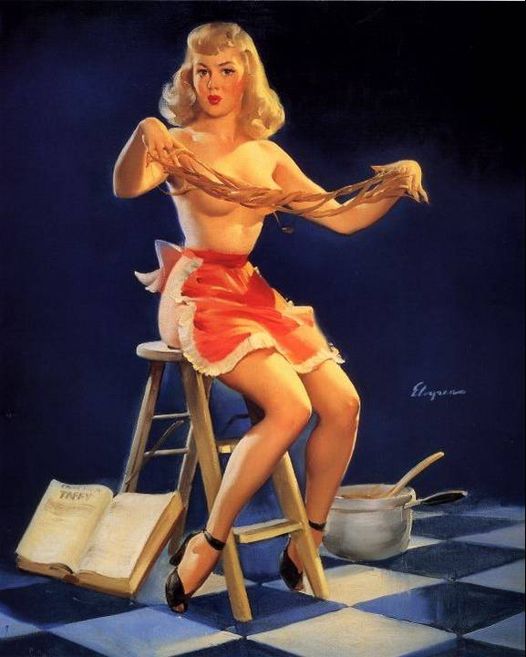 Ladies Pinups - Official Site