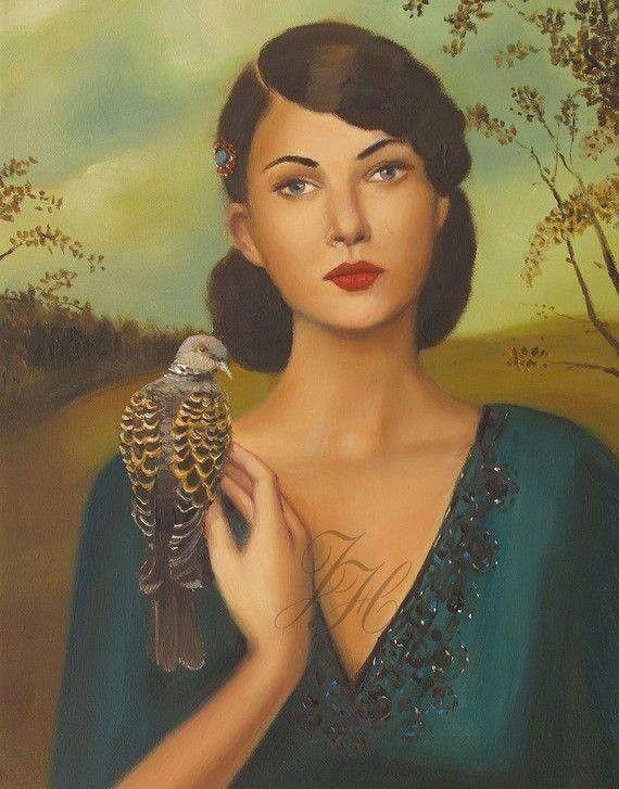 12-Beaux tableaux de Janet Hill