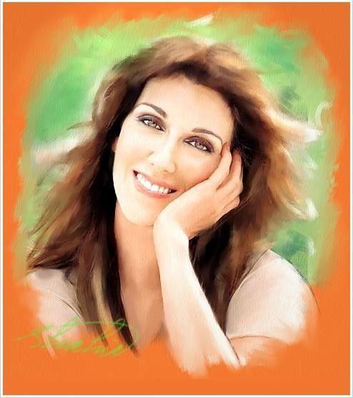 10-Art du portrait par Shahin (divers : chanteurs )