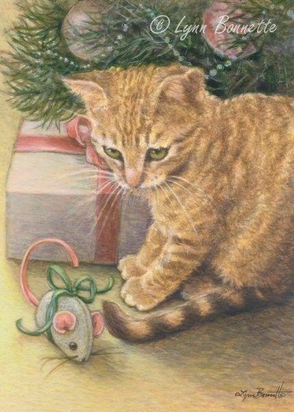 Beaux tableaux de Lynn Bonnette