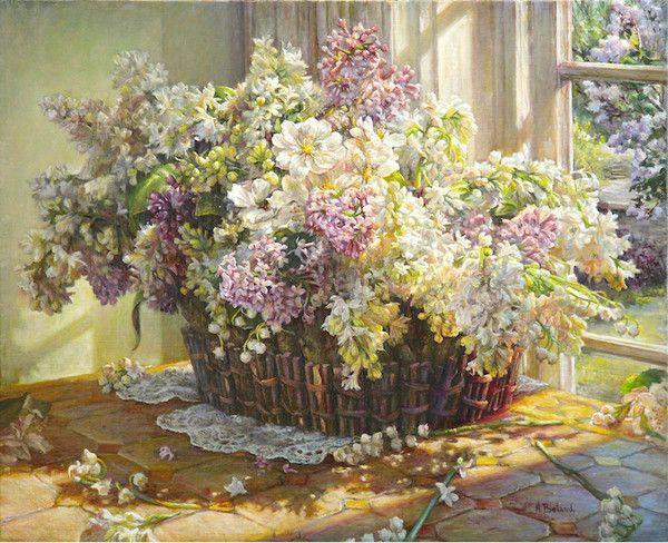 12- Beaux tableaux de Helene Beland