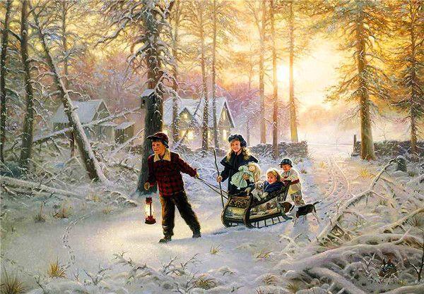 Hiver & Noel : Belles images