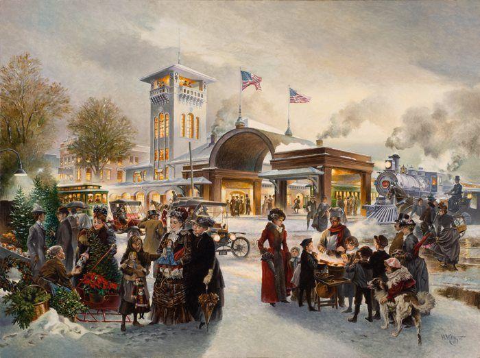 L hiver en peinture 37uaqtgs