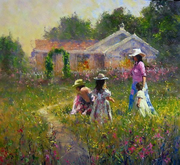 Beaux tableaux de Robert Hagan