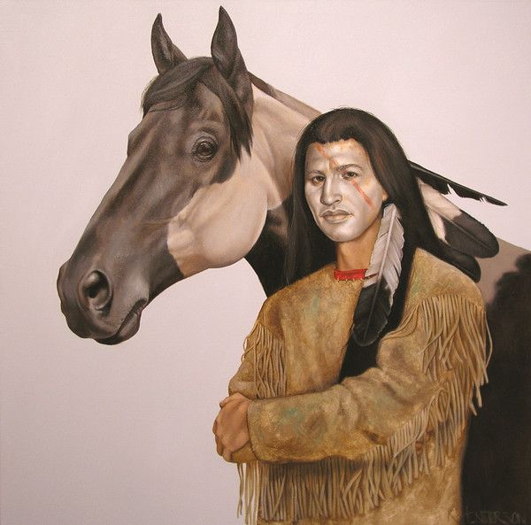 Amerindiens serie A
