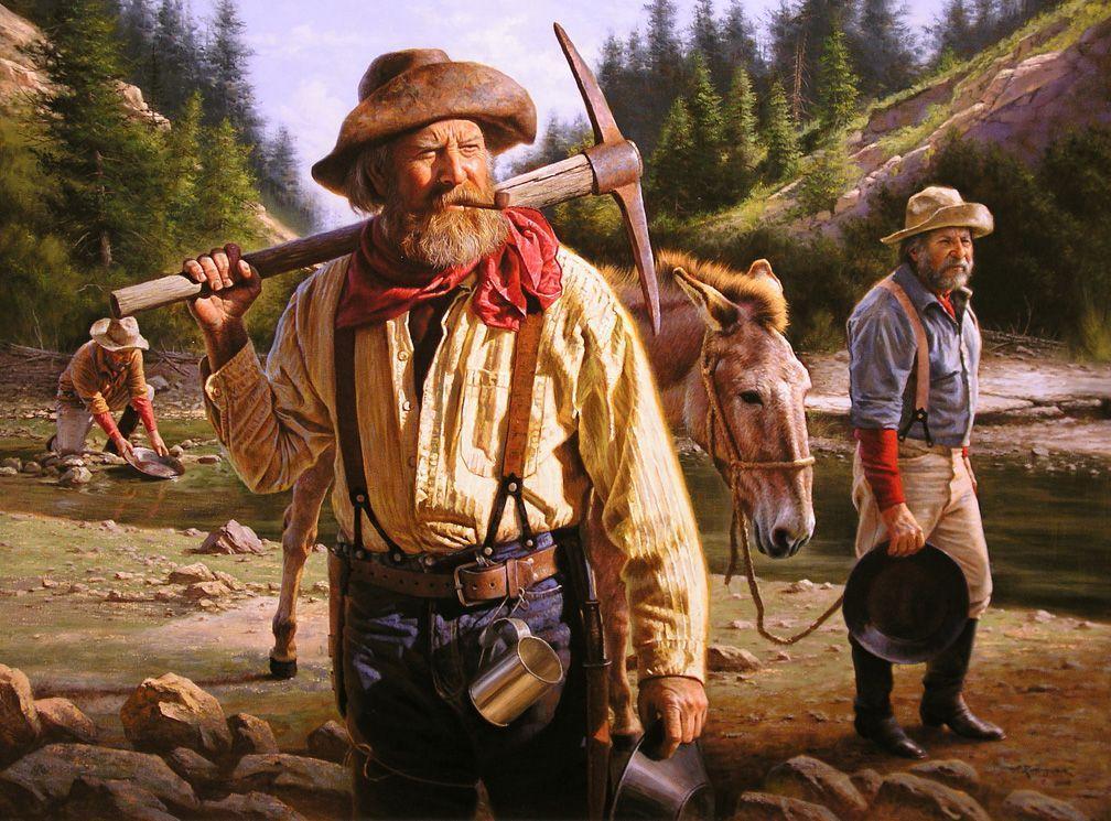 Häufig Amerindiens western art et divers de Alfredo Rodriguez DR82