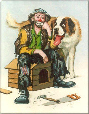 Clowns de Donald RUSTY RUST  dans Art et Peintures (64) 3rw8vhsf