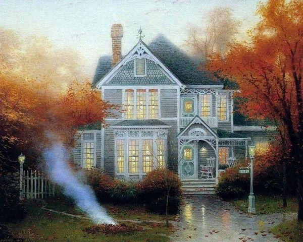 Automne & Halloween  (T.K)