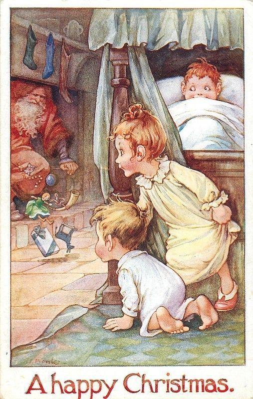 Les images de Noël (Paysages et illustrations féeriques) - Page 2 44272602
