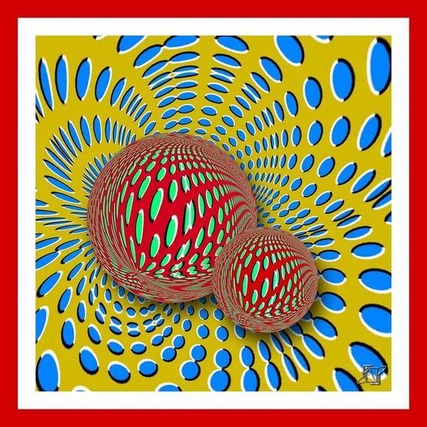 Trompe l'oeil et illusions d'optique