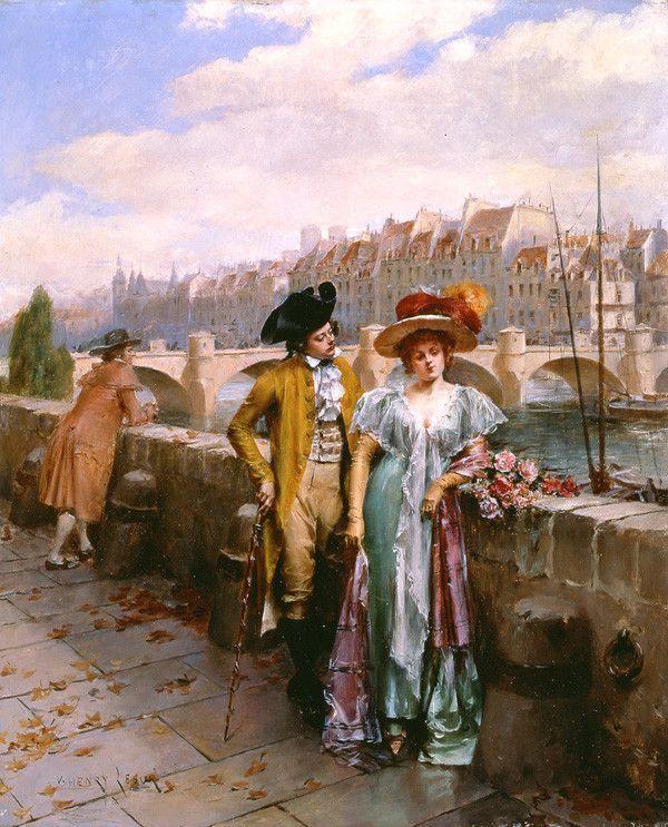 Art classique francais ( suite )  ( H.V.L)