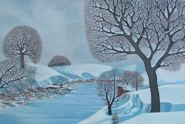L hiver en peinture 5e2717fb