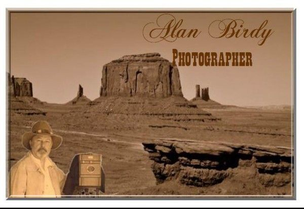 Art western photos Alan Birdy