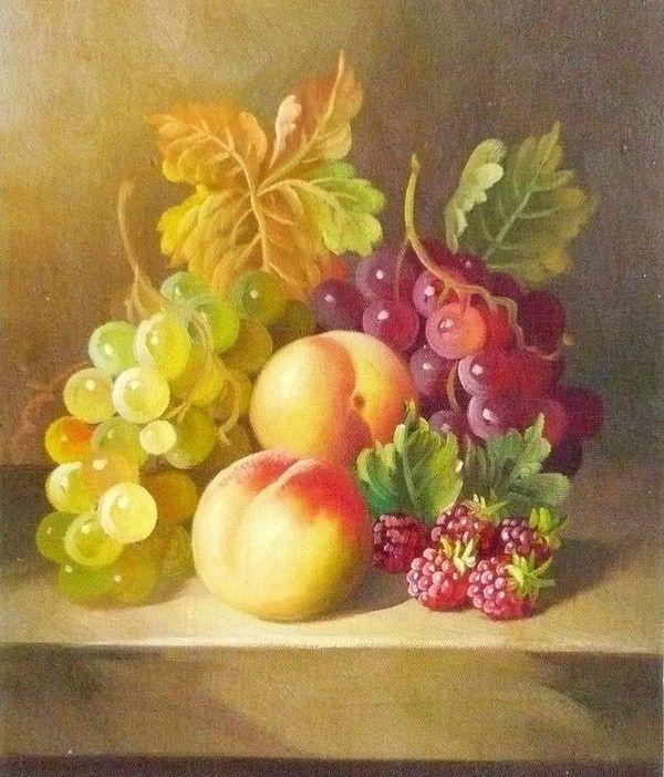 Célèbre Nature mortes fruits legumes et vin - Page 8 CH37
