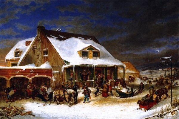 Les images de Noël (Paysages et illustrations féeriques) - Page 2 7300806a