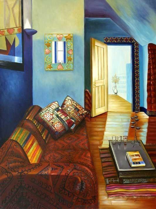Art deco interieurs et salles de bain