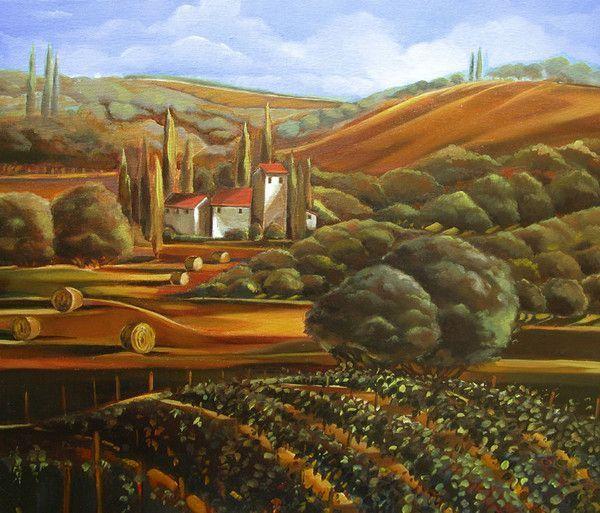 Beaux tableaux de Trish Biddle ... dans Art et Peintures (64) 7e8ff90d