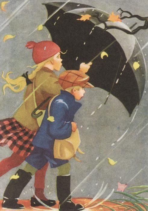 151-Illustrations anciennes enfants