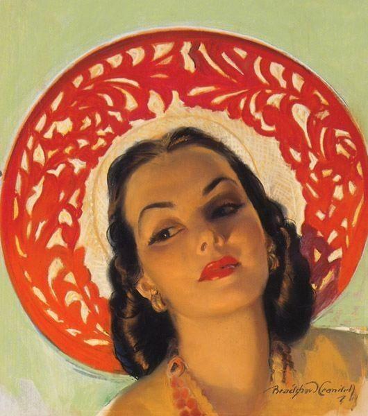 Illustrations vintage serie C  (B.C)