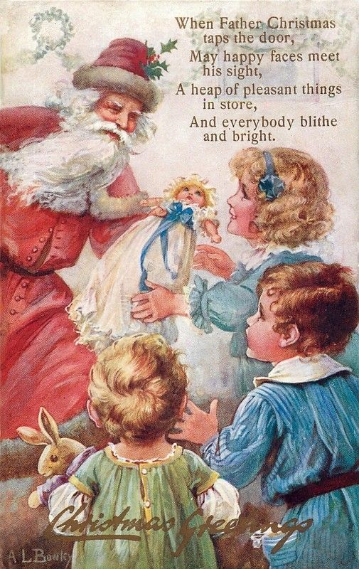 Hiver & Noël  vintage