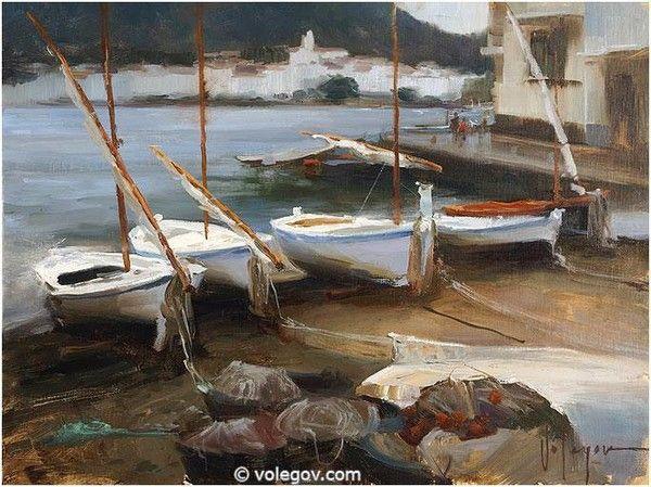 12-Beaux tableaux de Vladimir Volegov