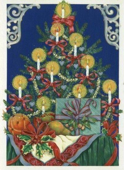 HIVER  Noel coffre aux trésors