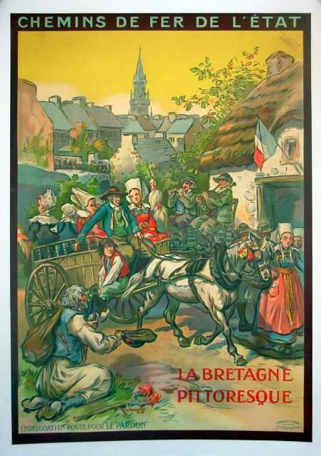 Affiches anciennes /Tourisme