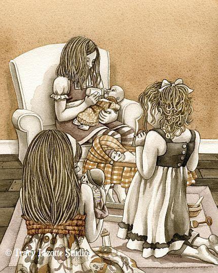 Beaux tableaux de Tracy Lizotte