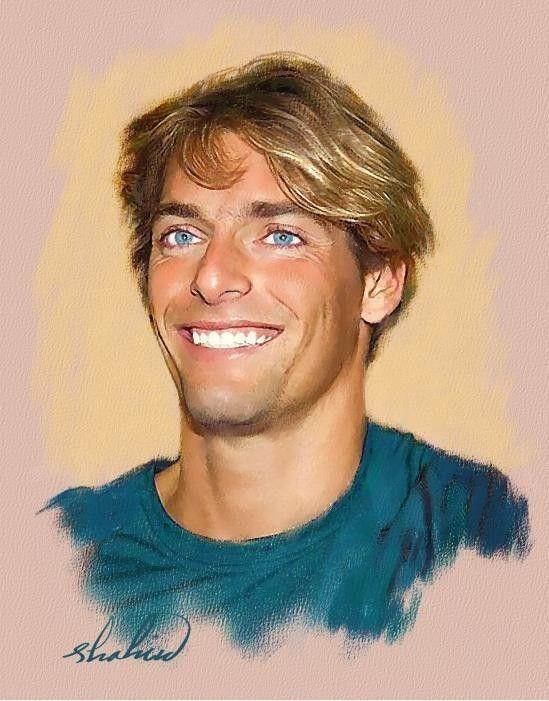 10-Art du portrait par Shahin (divers : sportifs )