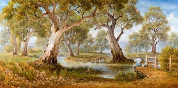 12-Beaux tableaux d' Almar Zaadstra