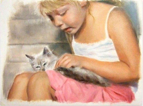 122-Beaux tableaux ( Coffre aux tresors ) de D.Calicchia