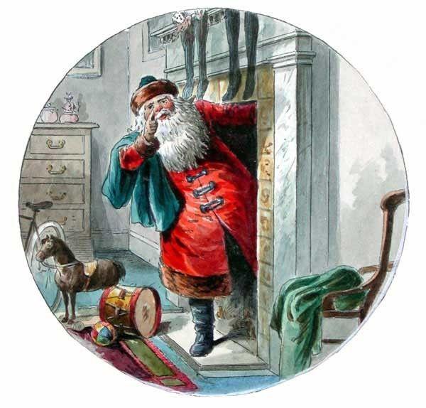 Les images de Noël (Paysages et illustrations féeriques) - Page 2 Bef51aa6