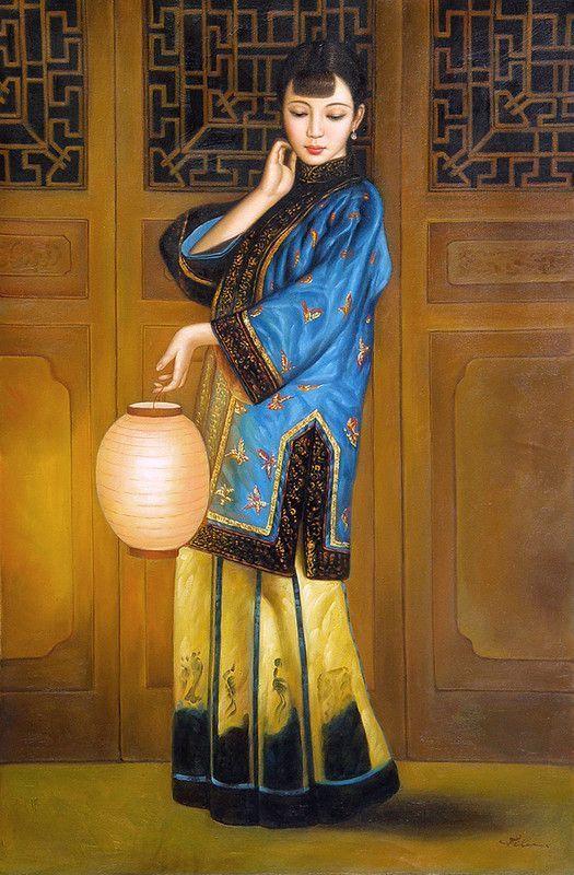 Art asiatique  ( L.L)