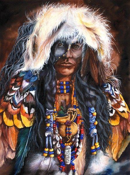 Amerindiens de P.W