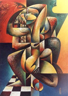 Differents styles artistiques (serie G)  de Georgy Kurasov