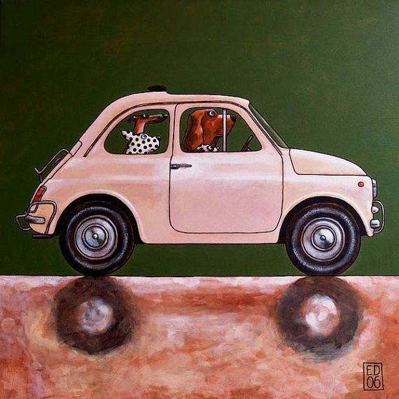 25-Differents styles artistiques serie F (Ed Van Der Hoek)