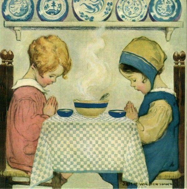 Extrêmement Illustrations vintage et cartes postales anciennes UF32