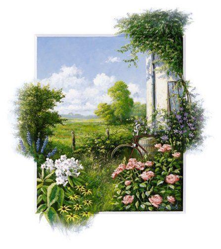Belles images d'aquarelles de Peter Motz dans Art et Peintures (64) di9y5mxn