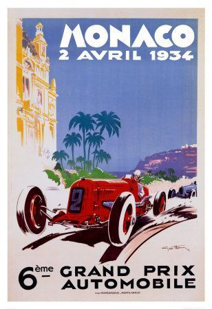 Affiches anciennes sur les transports