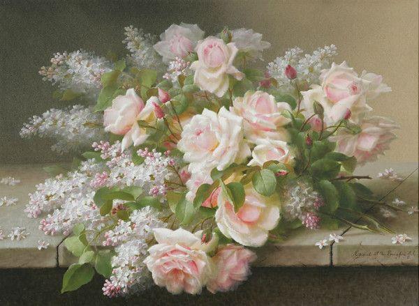 розы. схемы вышивки крестом. цветы. сирень. букет.  Нравится Поделиться.  Среда, 08 Мая 2013 г. 10:56.
