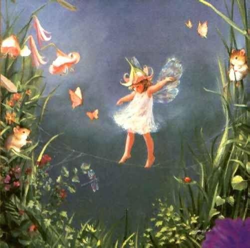 Feerie et fantaisy en peinture ( M.B.S.C )