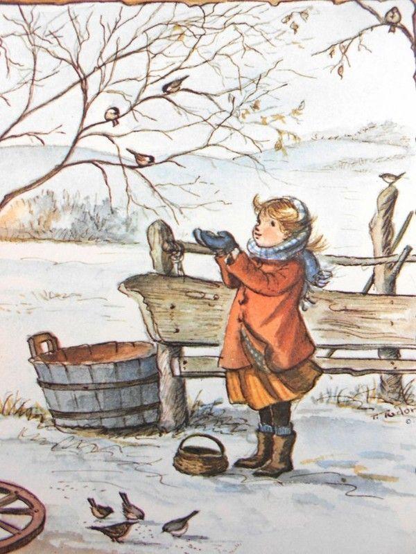 Les images de Noël (Paysages et illustrations féeriques) Faf7940f