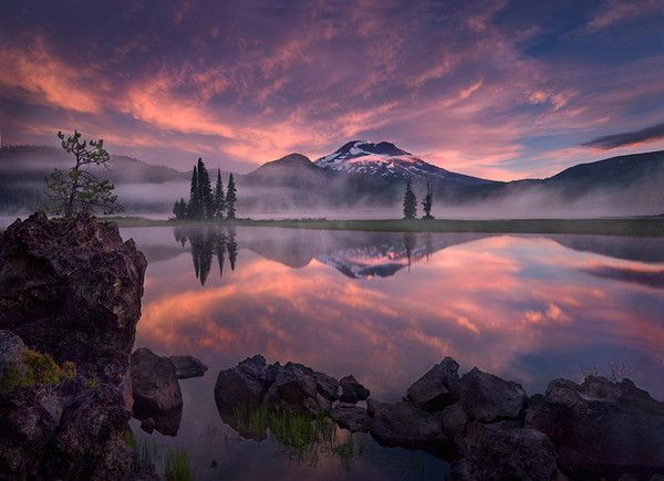 Photographe : Marc Adamus (USA-Canada)