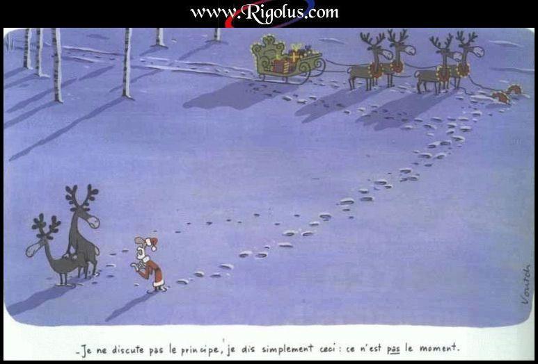 Humour dessine ou anime de noel page 3 - Dessin humour noel ...