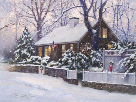 Les images de Noël (Paysages et illustrations féeriques) - Page 2 Kx8dmi23