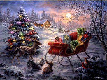 Les images de Noël (Paysages et illustrations féeriques) - Page 2 Li9r9h7w