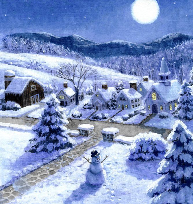 Hiver et Noel / Belles images
