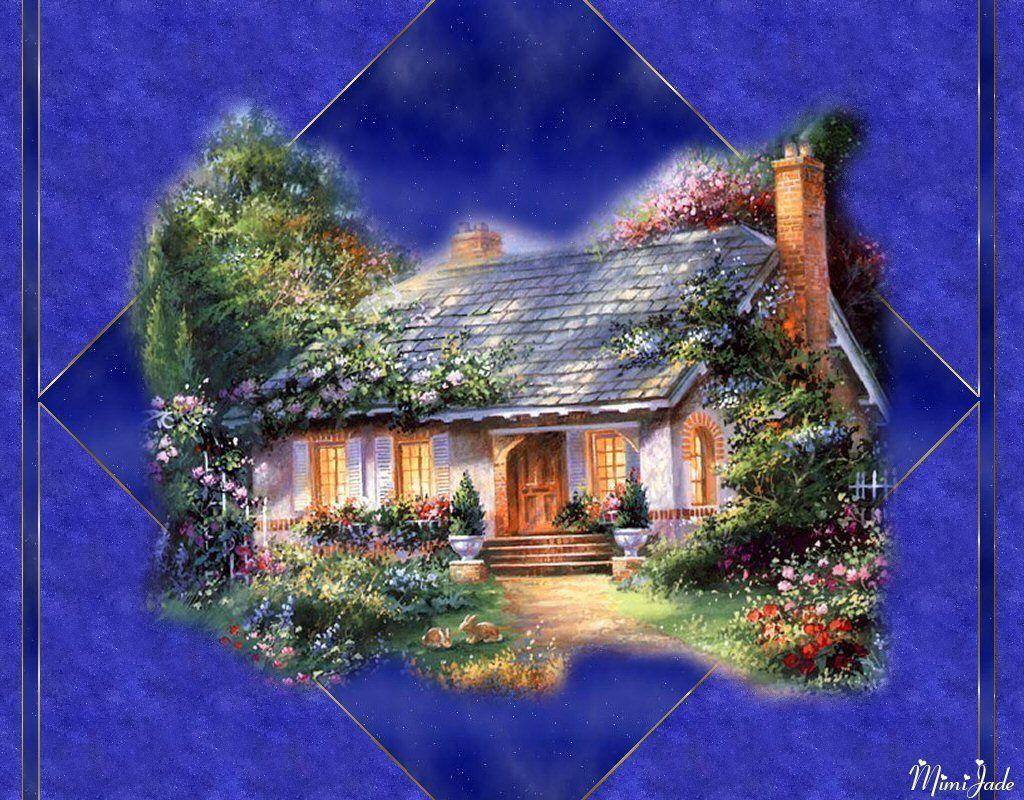 dans fond ecran paysage de maison mqrdwzqi