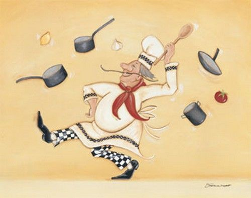 Art deco cuisiniers page 5 for Cuisinier 2010